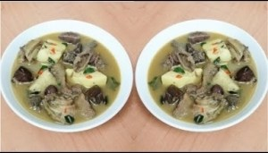 Video: How To Make Yam Pepper Soup